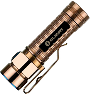 Olight S1A-CU Rose Gold