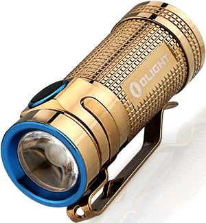 Olight S Mini Rose Gold