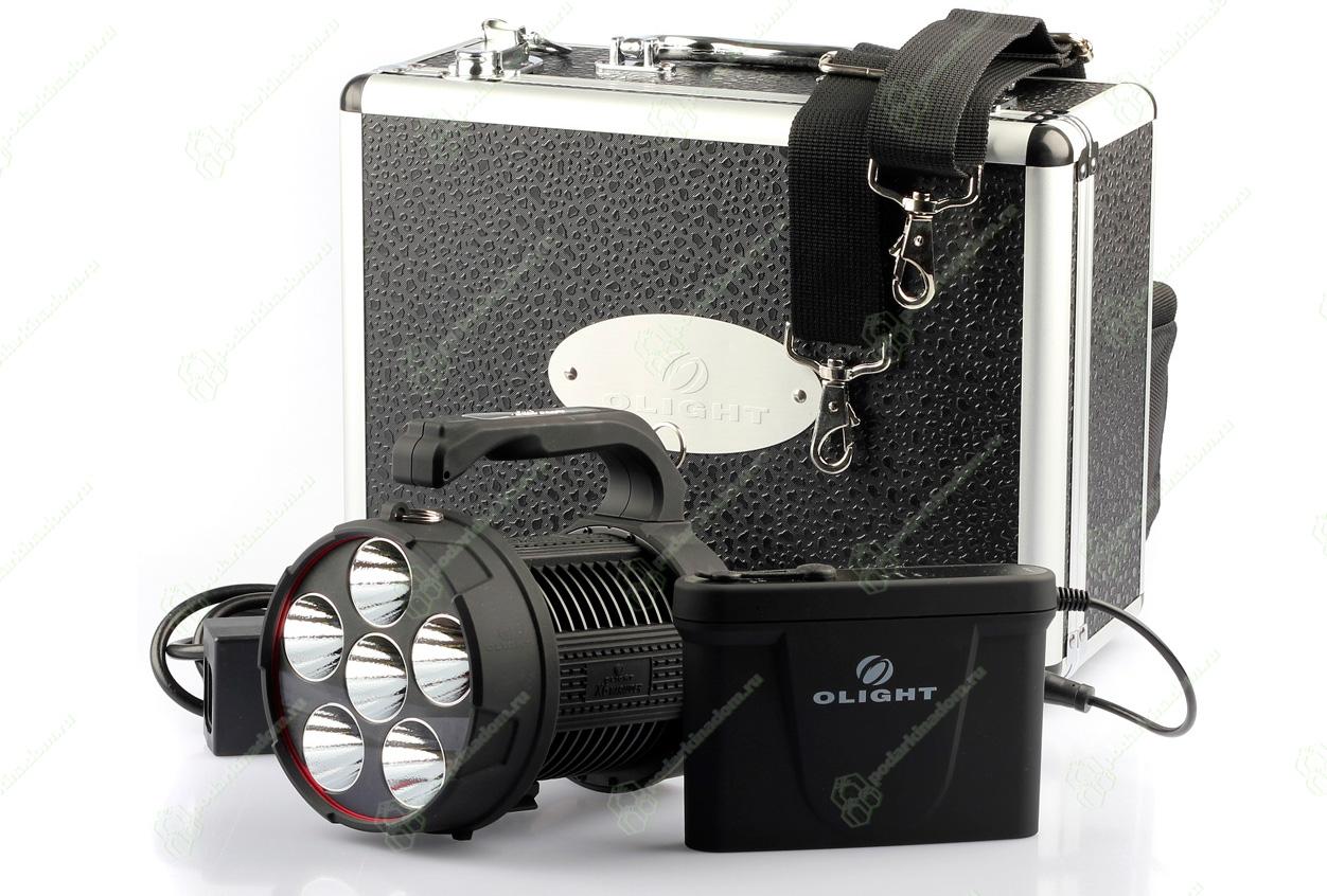Поисковые светодиодные фонари Olight PodarkiNaDom.RU 15900.000