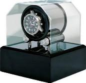 Механическая шкатулка для подзавода часов в стиле Хай-Тек