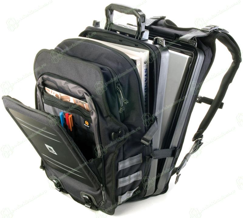 Рюкзаки Pelican с защитным отделением для ноутбука Pelican PodarkiNaDom.RU 14900.000