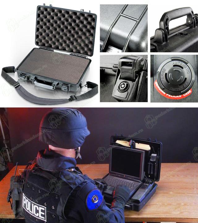 Защитные кейсы для ноутбуков Pelican PodarkiNaDom.RU 9490.000