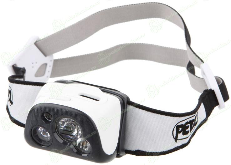 petzl tikka rxp компактный перезаряжаемый фонарь с адаптацией под окружающую среду