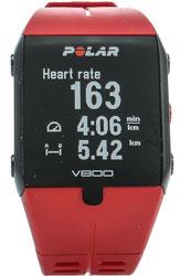 Polar V800 HR Красные