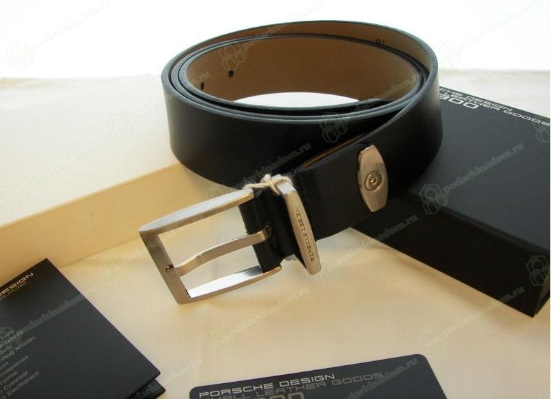 Ремни из натуральной кожи Porsche Design PodarkiNaDom.RU 5300.000
