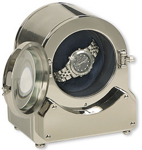 Модуль Napoleon Watch Winders для подзавода 1 механических часов. Обладает 2 режимами вращения. Корпус полностью выполнен из алюминия