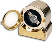 Модуль Napoleon Watch Winders для подзавода 1 механических часов. Обладает 2 режимами вращения. Корпус полностью выполнен из латуни