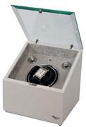 Модуль для подзавода 1 чесов, выполнен в удобной кубовидной форме со стеклянной дверцей