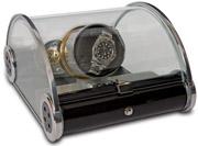 Шкатулка для подзавода 1-х часов Time Arc Mono.
