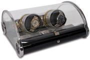 Шкатулка для подзавода 2-х часов Time Arc Duo