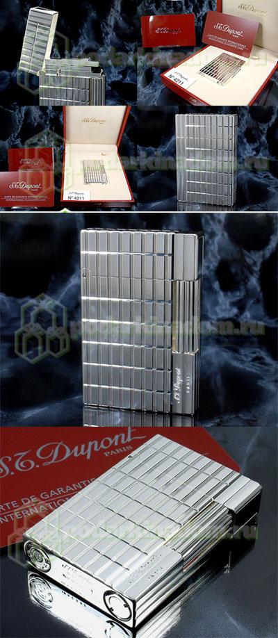 Зажигалки Dupont S.T. DUPONT PodarkiNaDom.RU 26680.000