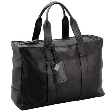S.T. DUPONT 99703 - Мужская кожаная дорожная сумка Dupont.
