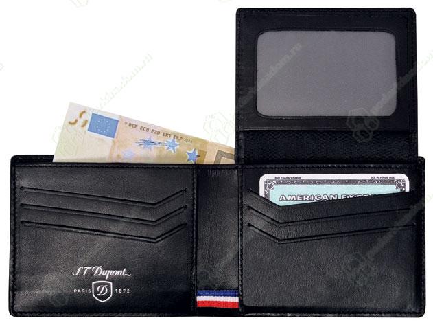 Мужские портмоне S.T. DUPONT PodarkiNaDom.RU 10350.000