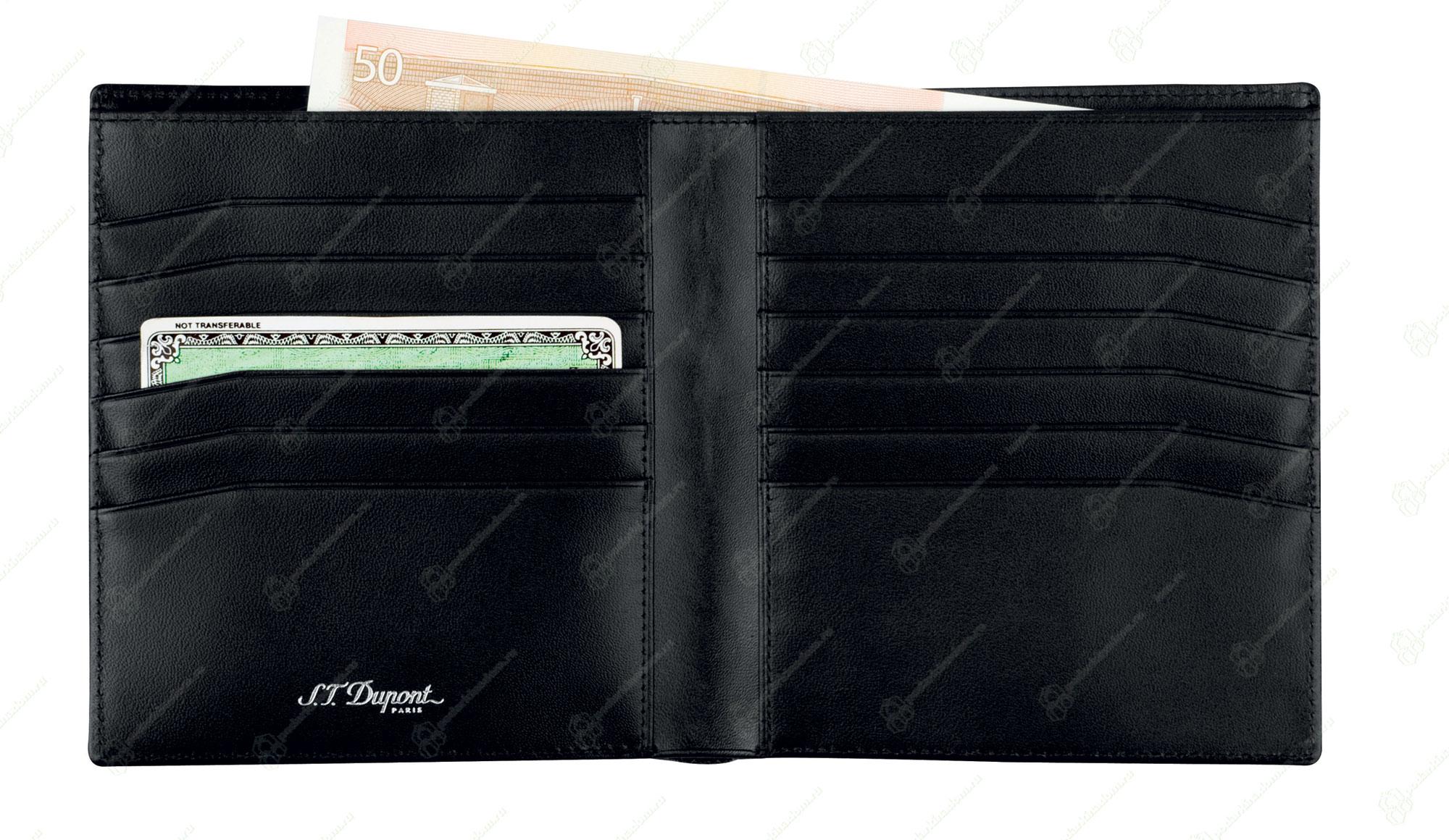 Мужские портмоне S.T. DUPONT PodarkiNaDom.RU 12800.000