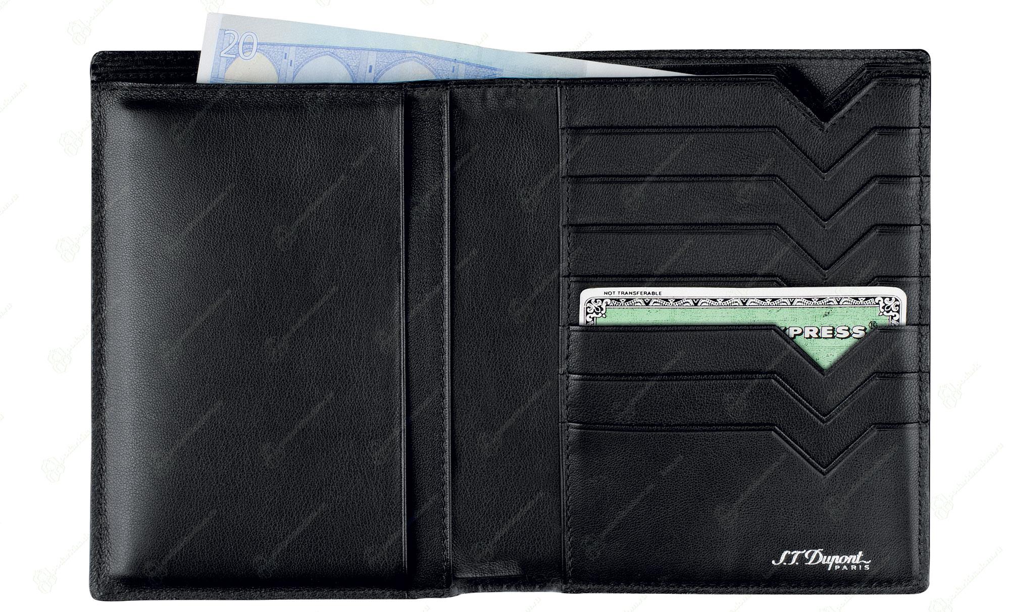 Мужские портмоне S.T. DUPONT PodarkiNaDom.RU 15800.000