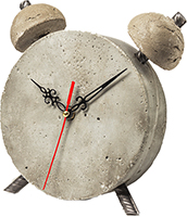 Sefs Concrete clock