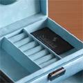 Коллекция Шкатулки Sacher 127 наименований стоимостью от 4250 до 70000 руб. В новой стильной коллекции шкатулок представлены как вместительные большие модели с множеством отделений и выдвижными ящиками для хранения ювелирных изделий и дорогих аксессуаров, так и компактные варианты шкатулок для хранения колец и цепочек. Все шкатулки выполнены из натуральной кожи, отличаются продуманной до мелочей удобной формой, высоким качеством, надежностью, строгим и стильным дизайном. Вы можете выбрать в подарок как солидную большую шкатулку, так и удобное дорожное портмоне для хранения украшений. Шкатулка для украшений — превосходный подарок.