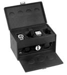 Коробка под часы от компании Scatola del Tempo для подзавода 3-х и хранения 4-х часов