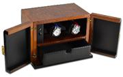 Коробка под часы от компании Scatola del Tempo для подзавода 2-х часов