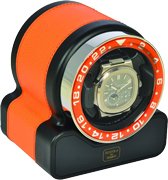 Scatola del Tempo Rotor One Neon Orange