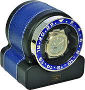 Шкатулка для подзавода 1-х механических часов с окошком.