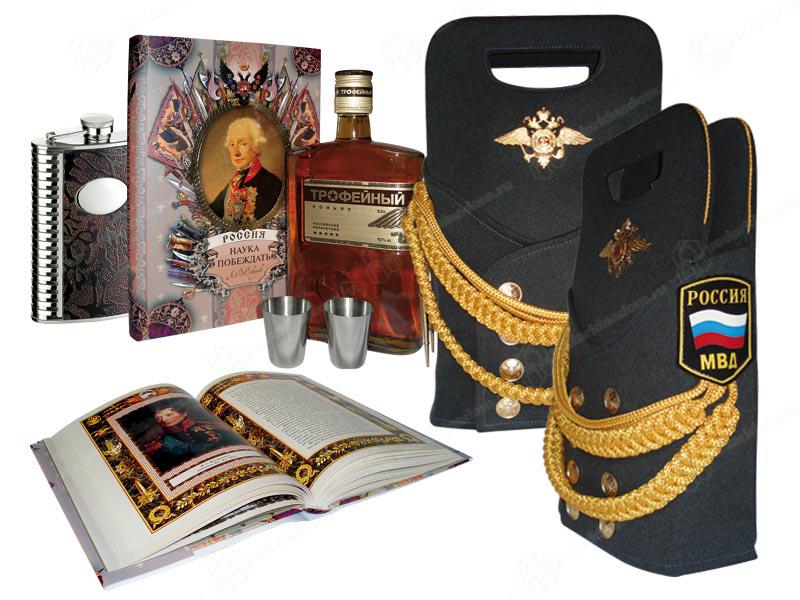 Военные подарки на день рождения 750