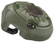 Streamlight Helmet Mount - Green
