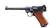 GUN Borchardt-Luger 1904