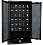 Шкаф на 30 модулей + 4 ящика для хранения
