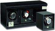 Модульная система подзавода часов c дополнительным дорожным футляром