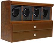 Модуль для подзавода 4-х часов+6 хранения с отделением для ювелирных изделий