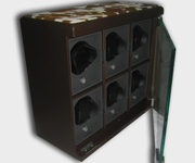 Модульная система для 6 часов с автоматическим заводом.