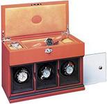 Модуль на трое часов с отделением для ювелирных изделий