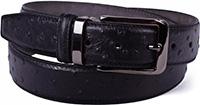 Vasheron 31080 N.Оstrich-Black