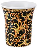 Versace 26018 Barocco Black-gold