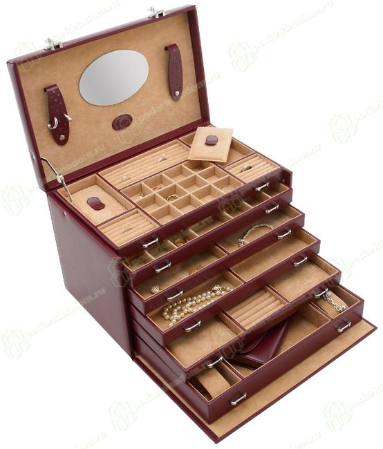Шкатулки для ювелирных украшений WindRose PodarkiNaDom.RU 14900.000