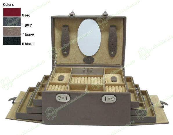 Шкатулки для ювелирных украшений WindRose PodarkiNaDom.RU 7600.000