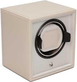Шкатулка для автоподзавода часов WOLF из коллекции Cube