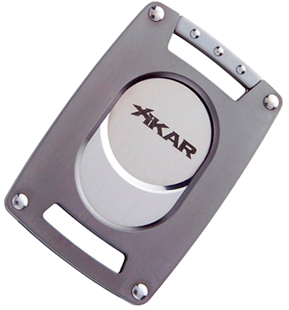 Xikar 107GM Ultra Slim Gunmetal