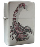 Zippo 205 Scorpion Color