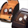 Коллекция Шкатулки для механических часов Pure 7 наименований стоимостью от 9980 до 99000 руб. Компания Elma GmbH & Co. KG является пионером в области производства механизмов для часовых шкатулок. Моторы и платы управления покупают для своих тайм муверов и другие мировые производители. Консерватизм и строгость линий, пожалуй, так можно охарактеризовать всю коллекцию шкатулок для подзавода.