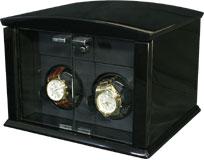 Шкатулка Elma Corona 2, для подзаводки часов. Изготовлена из натурального дерева, работает как о сети, так и от батареек, имеет практически бесшумный мотор, который просто не заметен, в повседневной жизни