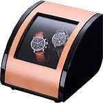 Шкатулка Elma Pure 2, для подзавода двух механических часов. Материал корпуса груша, отделка черный рояльный лак, немецкий механизм, который работает от сети и от батареек. Уникальная модель по отличной цене
