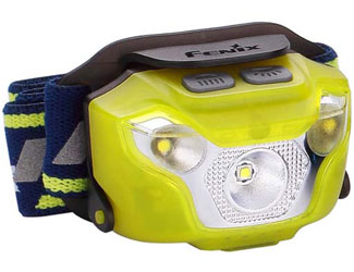 Fenix HL26R Yellow