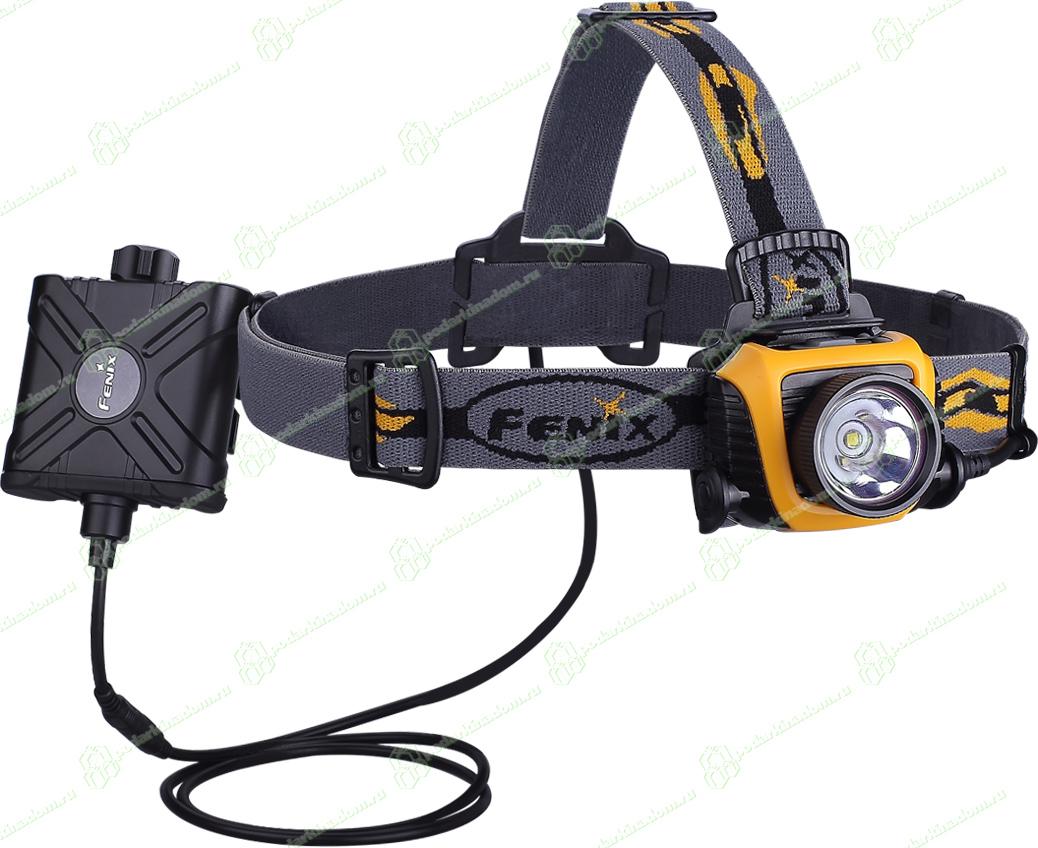 Налобные фонарики Fenix PodarkiNaDom.RU 3399.000