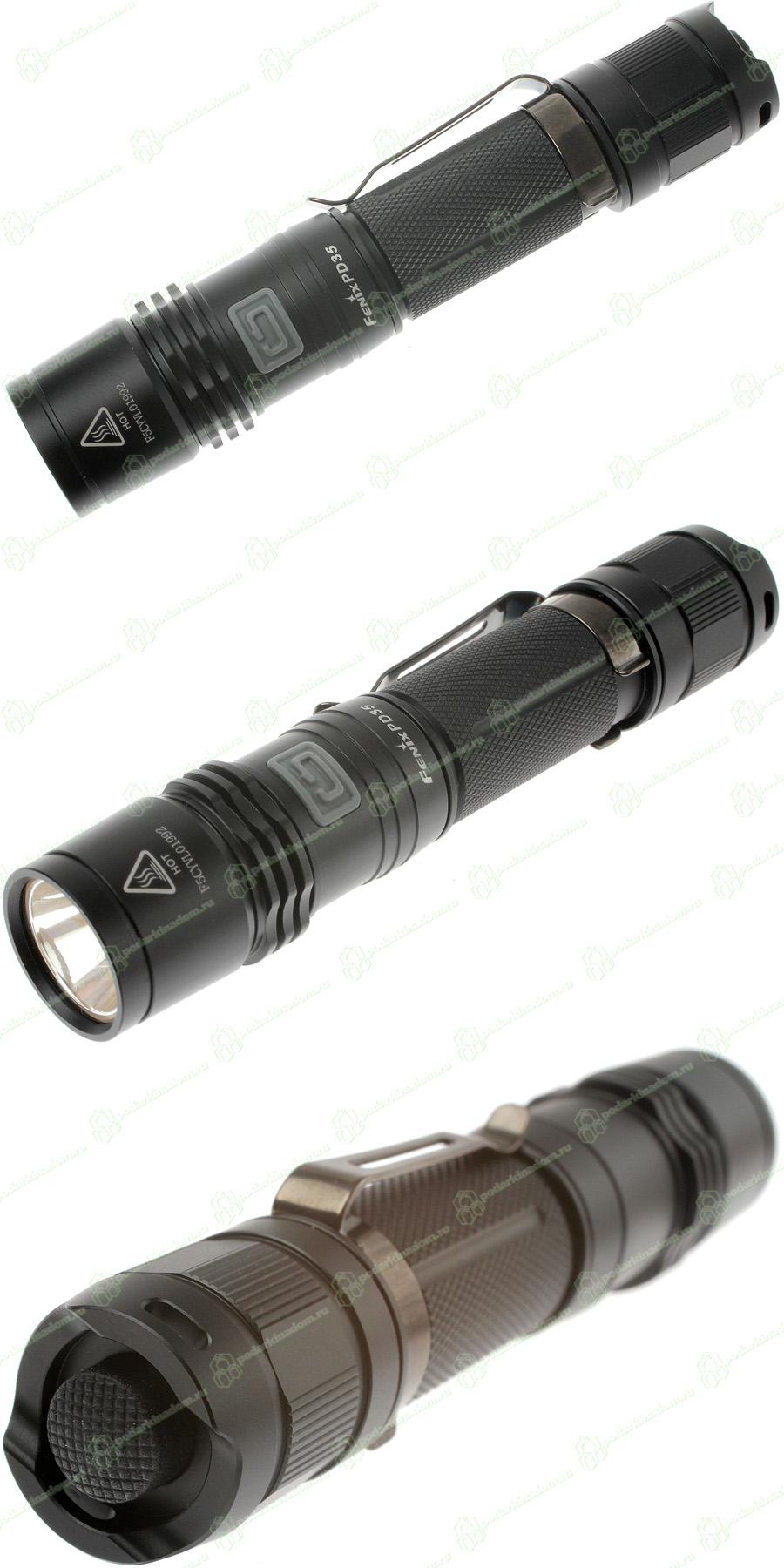 Fenix фонари Купить светодиодный фонарь Феникс