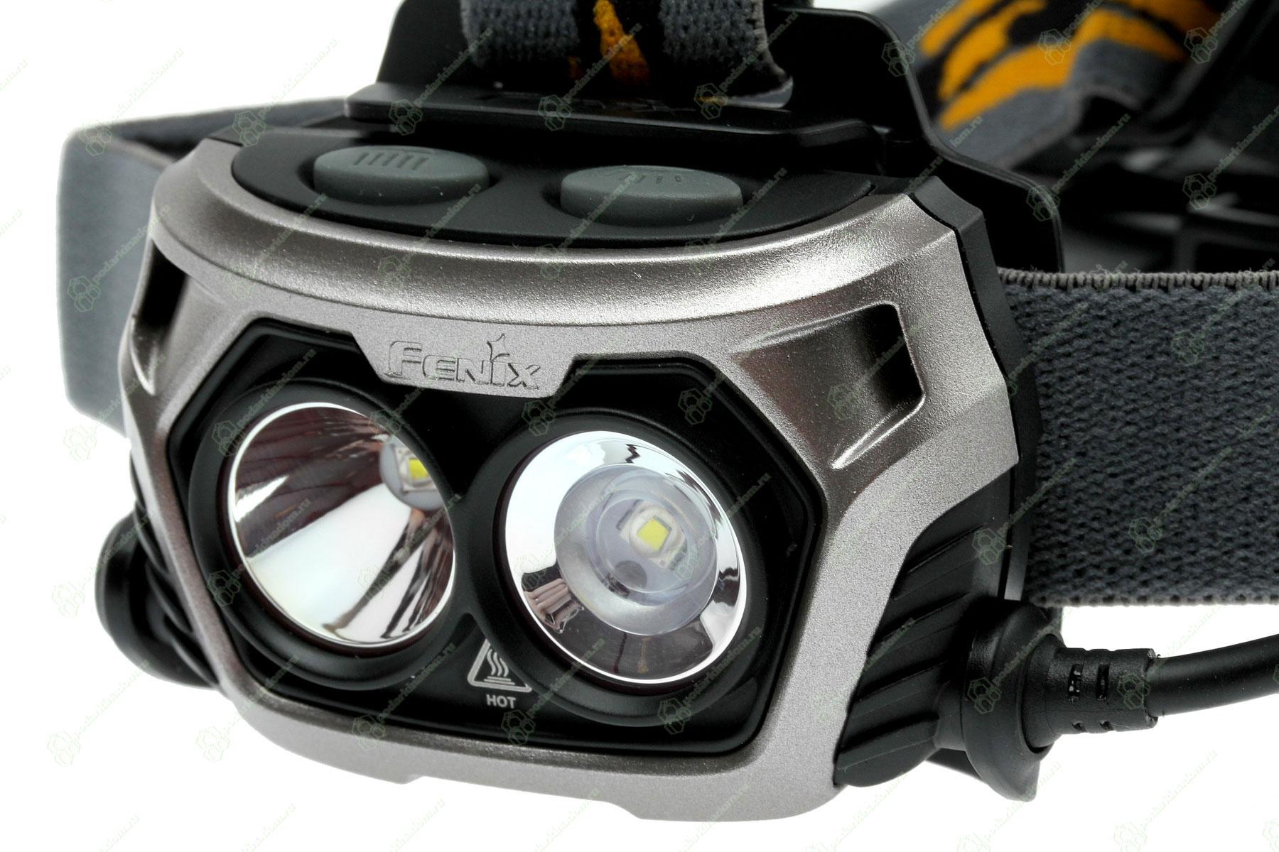 Налобные фонарики Fenix PodarkiNaDom.RU 3390.000