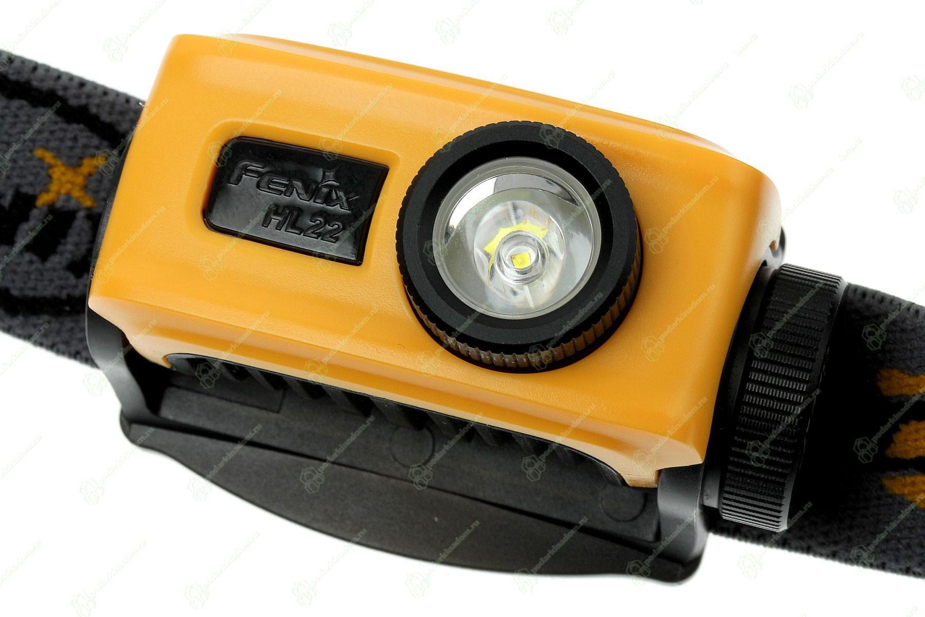 Налобные фонарики Fenix PodarkiNaDom.RU 1600.000