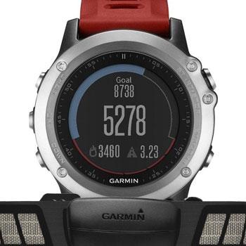 Garmin Fenix 3 HRM Silver 010-01338-16