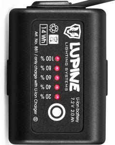 Lupine FastClick SmartCore 2.0